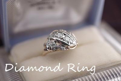 アンティーク ダイヤモンド