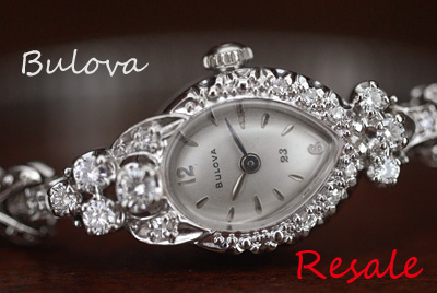 bulova ブローバ 14Kアンティーク 時計