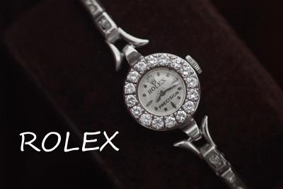 ロレックス 18金 ダイヤモンド