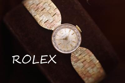 トライカラー トリコロール ROLEX 3色 9金