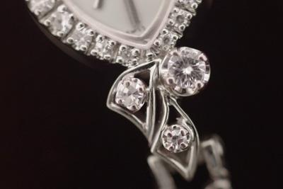 ハミルトン 14K ダイヤモンド アンティークカクテルウォッチ*2761hamilton