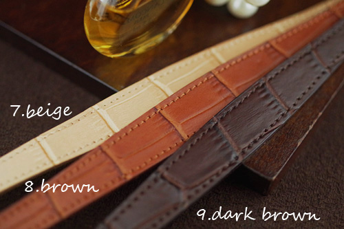 ロレックス カメレオン ベルト ブレス 単品 革ベルト