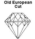 オールドヨーロピアンカット Old European Cut